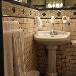 Room Seven...Private HALL Shower Bath