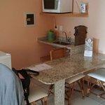 Área de cocina (no cuenta con utencilios)