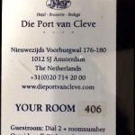 Die Port van Cleve Foto