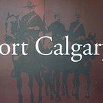 Fort Calgary Foto