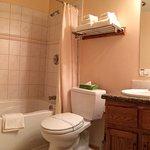 Griz Inn at Fernie Alpine Resort - Condo Bathroom