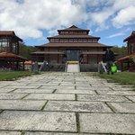 Sunday visit to monastery.