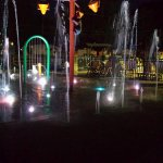 Cool off at our newly installed Splash Pad