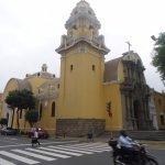 Barranco Foto