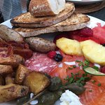 Breakfast Plate of anything we could dream of!