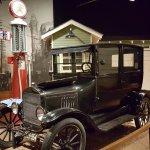 Museum Exhibit - 1923 Model T