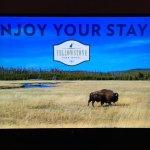 Yellowstone Park Hotel Foto