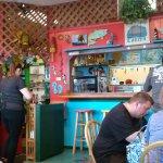 inside Buxton Munch