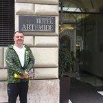 Foto de Hotel Artemide