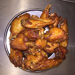 Chicken Wings - Wingding-style, marinated in our secret recipe.  Absolutely addictive.