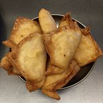 Crab Rangoons - This is a small order of our cream cheese and crabmeat deliciousness!