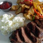 steak and eggs #1