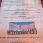 Photo of Escalante Outfitters Cafe