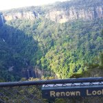 end of west rim. Renown lookout (not like image shown at office - unless you have zoom lens came