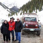 Mild to Wild Jeep