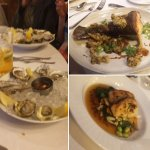 Oysters, Sablefish and Sablefish