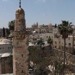 Hurva Synagogue - views