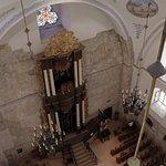 Hurva Synagogue - view of the Torah Ark