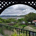 Vista desde el Restaurante del Hotel