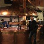 Me at the bar. What a terrific design.