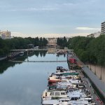 Foto de Holiday Inn Express Paris-Canal de la Villette