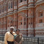 Hawa Mahal, easily accessible from the hotel.