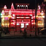 A temple just 3 minutes walk from hotel.