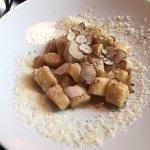 Hauptgericht - Gnocchi mit Steinpilzen und Trüffeln