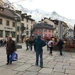Chamonix Village