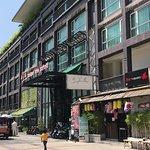 Aya Pattaya facade
