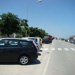 parcheggio esterno compreso
