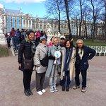 in Tsarskoye Selo