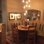 The restaurant is looking fantastic since the refurbishment!! Great food & service too! Well wor