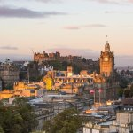 Edinburgh, Scotland's capital City