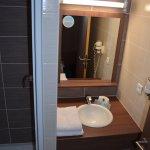 Salle de bain nickel