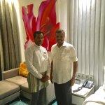 With Suresh Guguloth, Senior GSA
