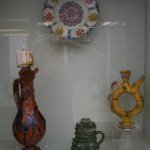 Canakkale wares, mid C18-mid C19. The Tile Museum