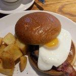 Breakfast at Garfunkels (included in price)