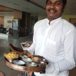 Service personified Srinivas F& B