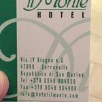 Hotel Il Monte Foto