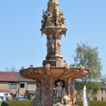 gorgeous Doulton Fountain a must see