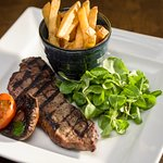 Sirloin Steak Frites