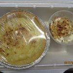My take home Coconut Cream Pie,...very very good.