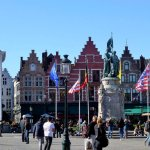 The Markt in the Afternoon