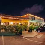 A look at Solemare Aruba at night