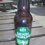 A Devon real ale. Very nice !!!!