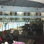 Club Lounge area