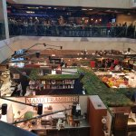 Inside the San Anton Market