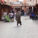 Marrakech Souk