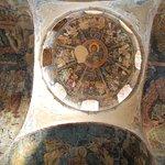 Bizantine fresco